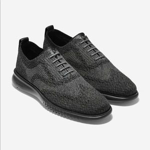 Cole Haan Zerogrand Grand Os Wingtip Oxford Shoes